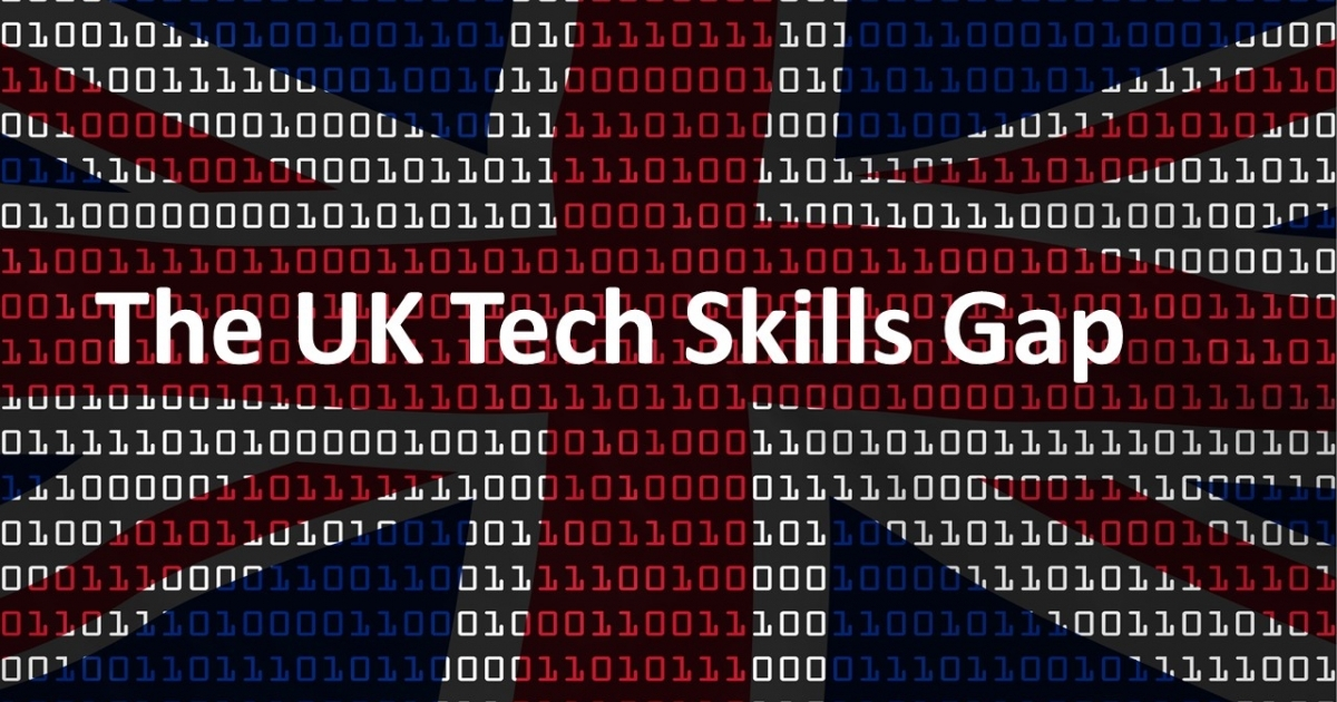 2017 UK Tech Skills Gap Report | Blog