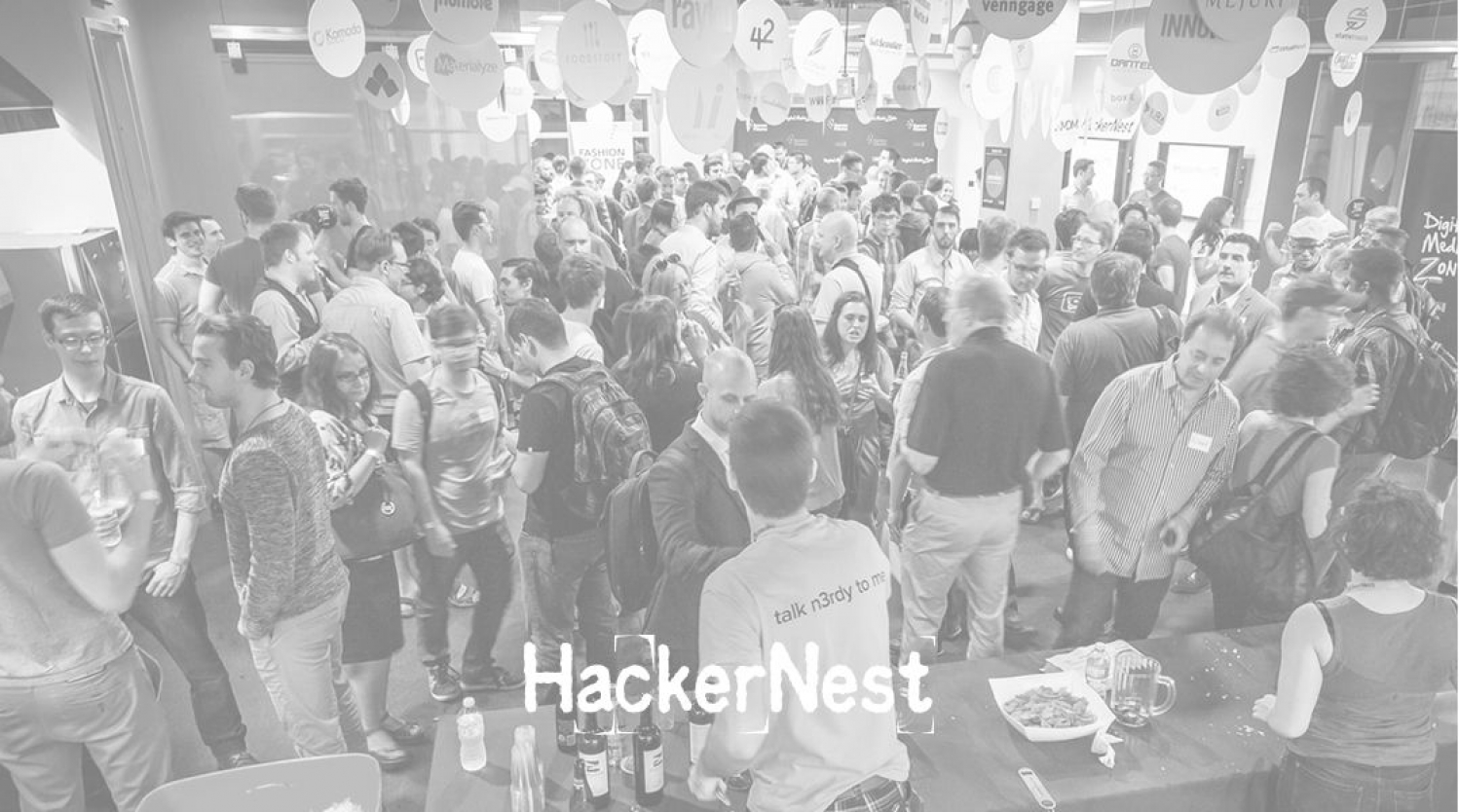 HackerNest NYC November Tech Social | Events | Explore ...