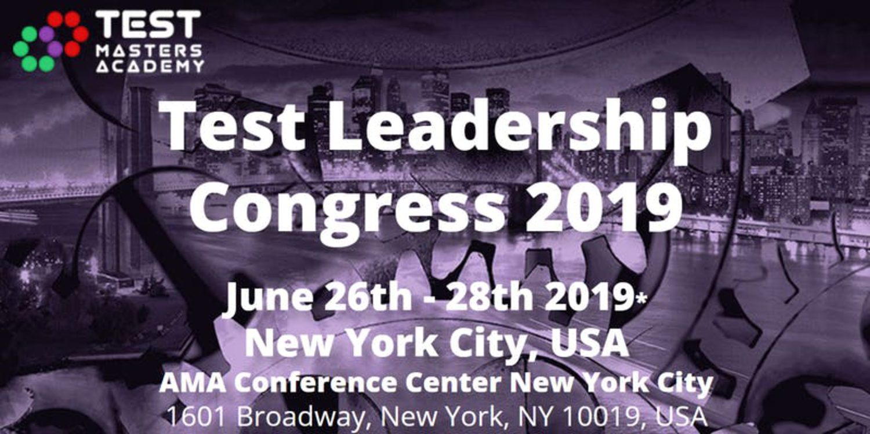 Test Leadership Congress 2019   Events   Explore Group