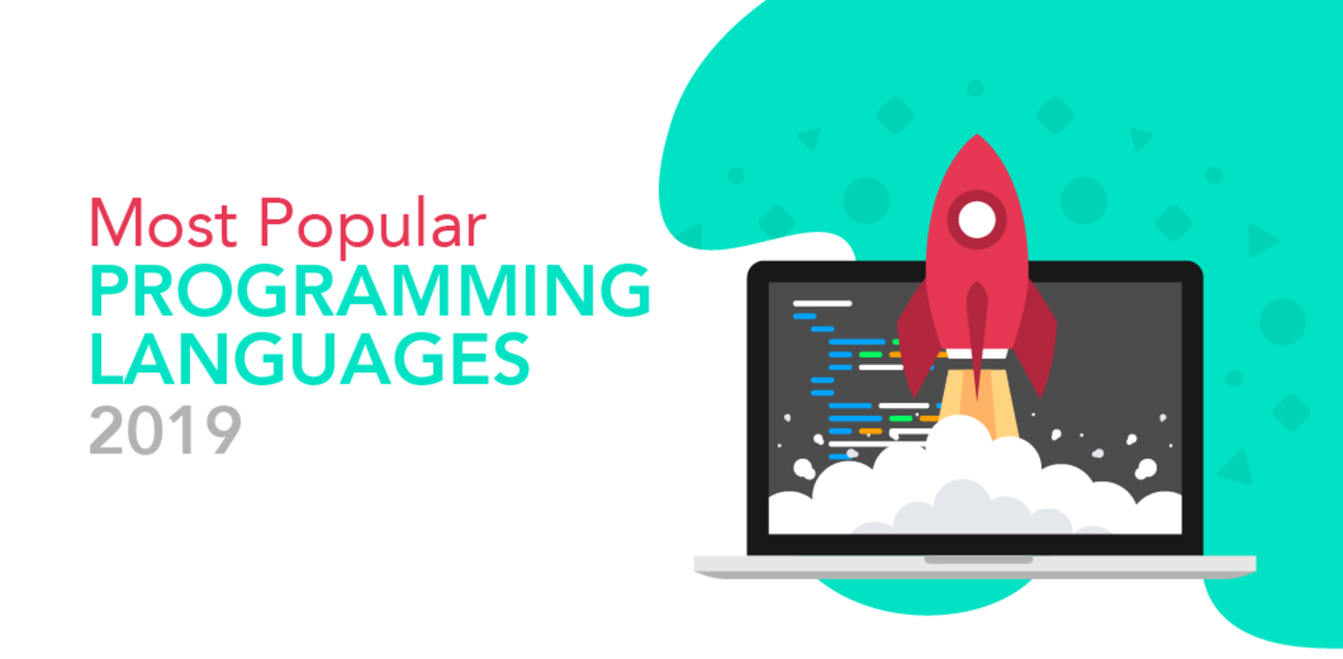 Most popular programming languages 2019 | Blog | Explore Group