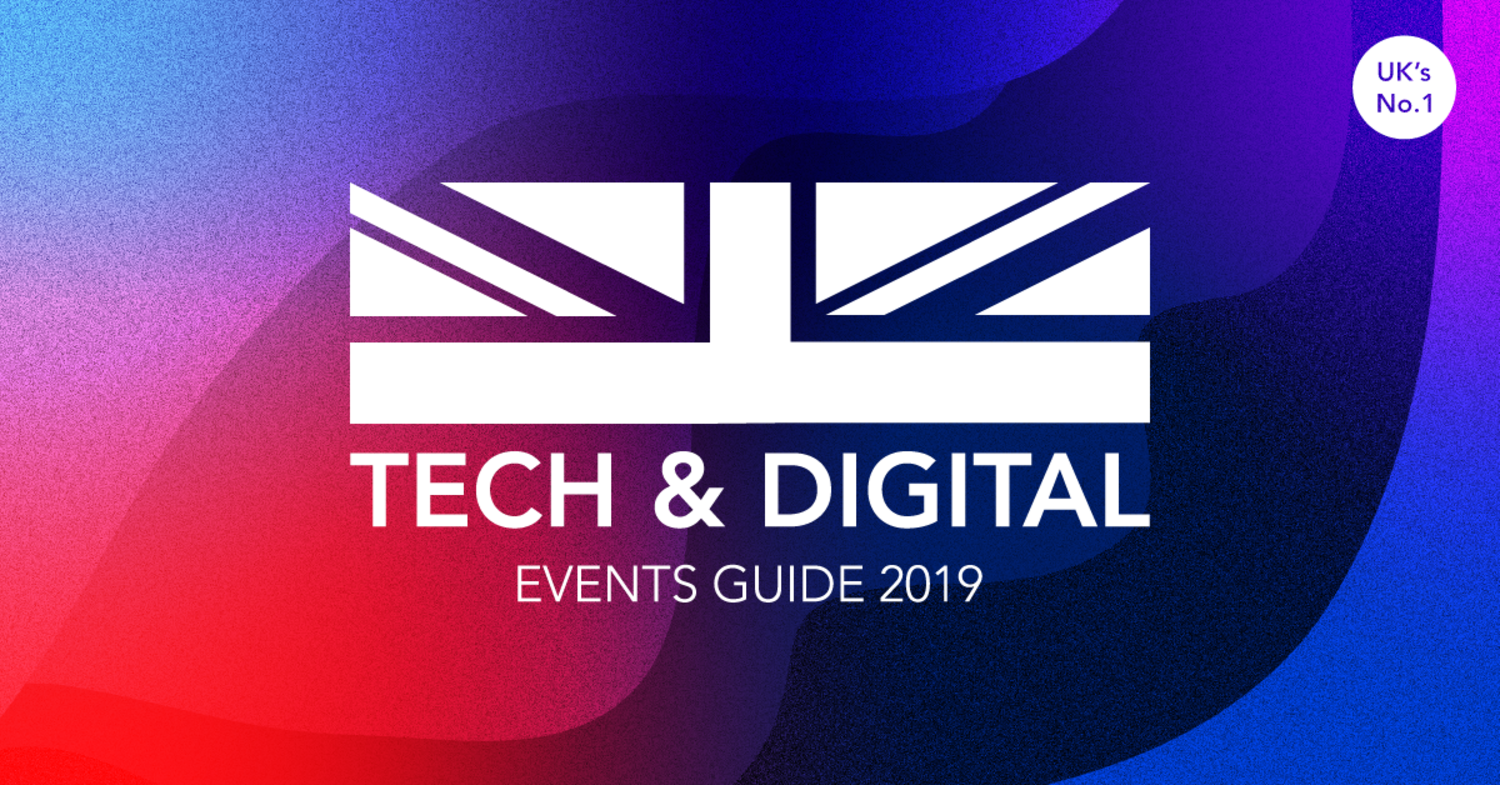 ec7adfbada Welcome to the UK s No.1 Directory for Tech and Digital events for 2019