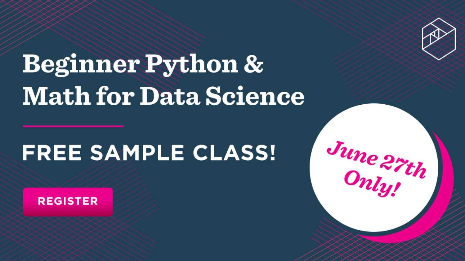 Beginner Python & Math for Data Science   Events   Explore Group