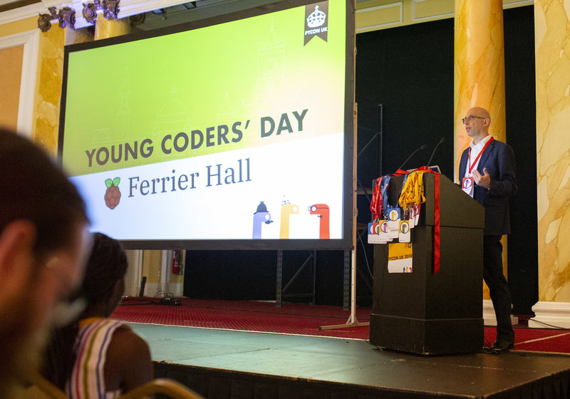 Young Coders Day