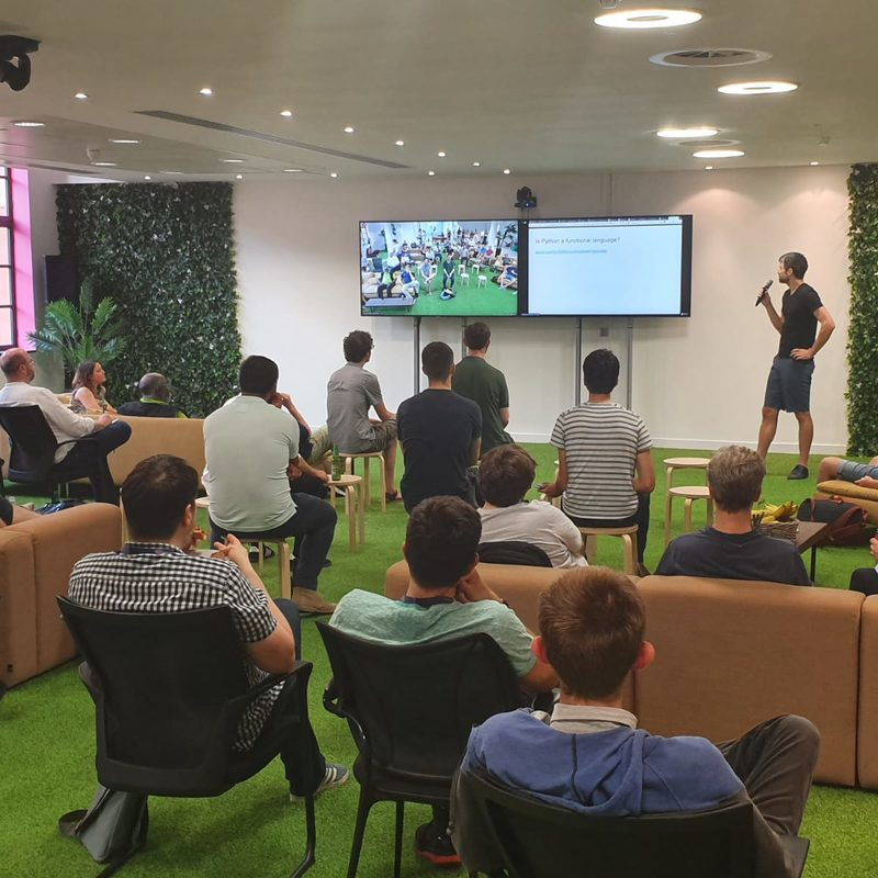 London Python Meetup